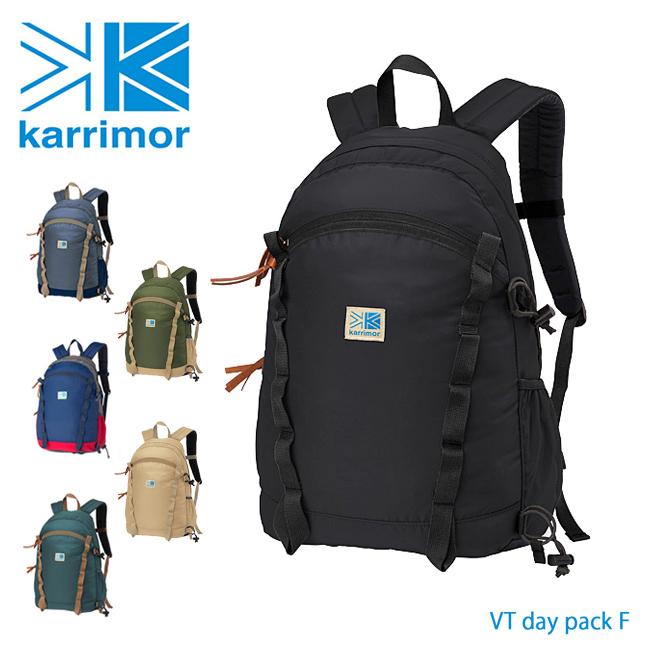 【エントリーで更にP10倍!2020年1月1日0時~】Karrimor カリマー リュック VT デイパックF VT day pack F karr-015