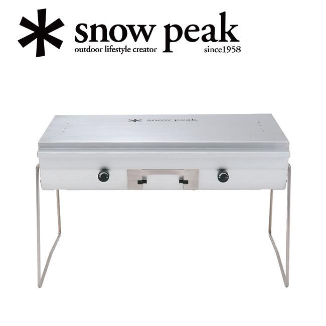 スノーピーク (snow peak) バーナー・ランタン/ギガパワーツーバーナー 液出し/GS-230 【SP-STOV】