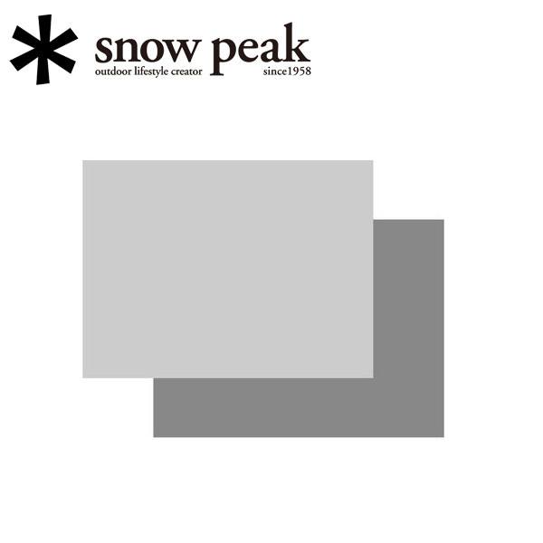 スノーピーク (snow peak) アメニティドームS マットシートセット Amenity Dome S Mat sheet Set/SET-022【SP-TENT】