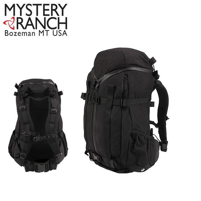 【日本正規品】myrnh-120【ミステリーランチ/MysteryRanch】バックパック スイートピー SWEET PEA /ブラック/19761028