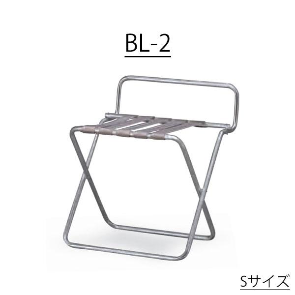 バゲージラック 折り畳み シルバーグレー アルミ コンパクト BL-2