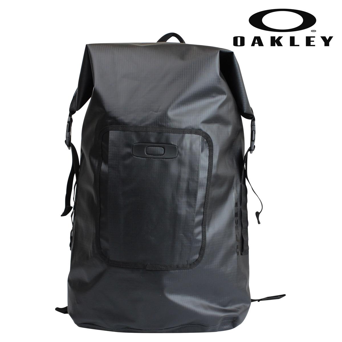 奧克利奧克利男士背包背囊 92582-01 K 葉片幹 35 包