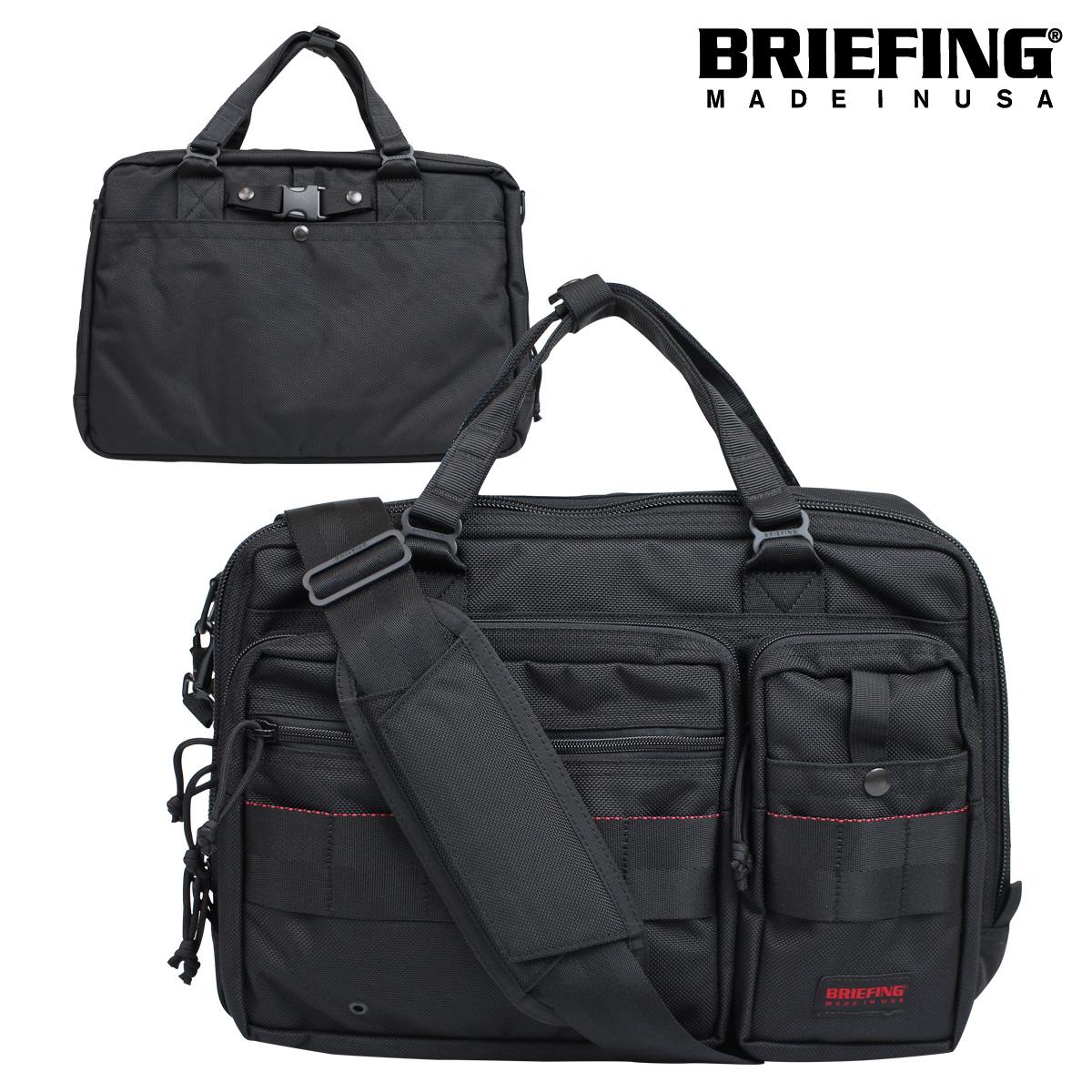 ブリーフィング BRIEFING バッグ ビジネスバッグ ショルダーバッグ BRF174219 A4 LINER メンズ
