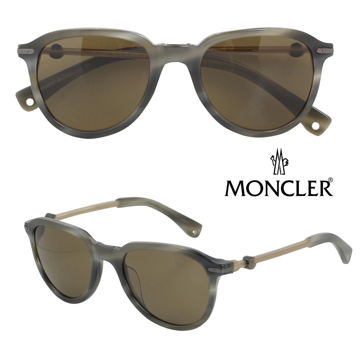 c38da3ee62 SneaK Online Shop  MONCLER MONCLER Sunglasses made in Italy men s ...