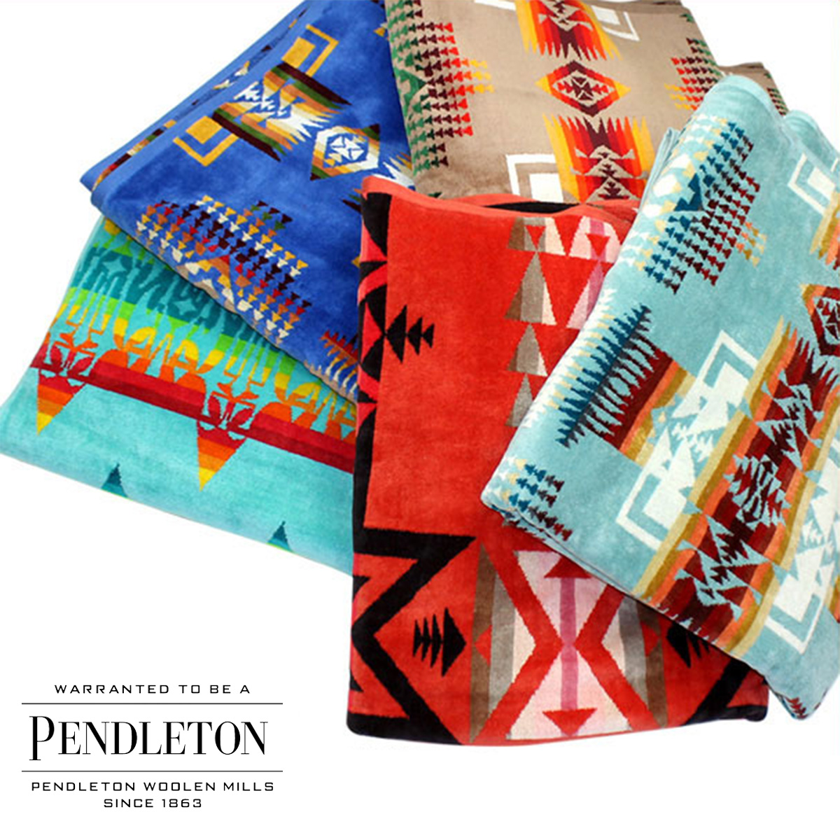 PENDLETON pen Dalton blanket towel bath towel towelling blanket beach towel XB233 20 color men gap Dis [the 8/29 additional arrival]