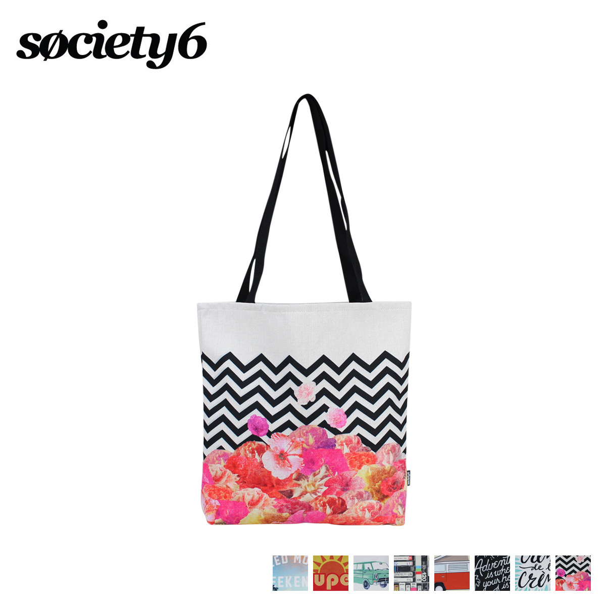 袋 Society6 sosaetysix 手提包女士 [8/23 新股票]
