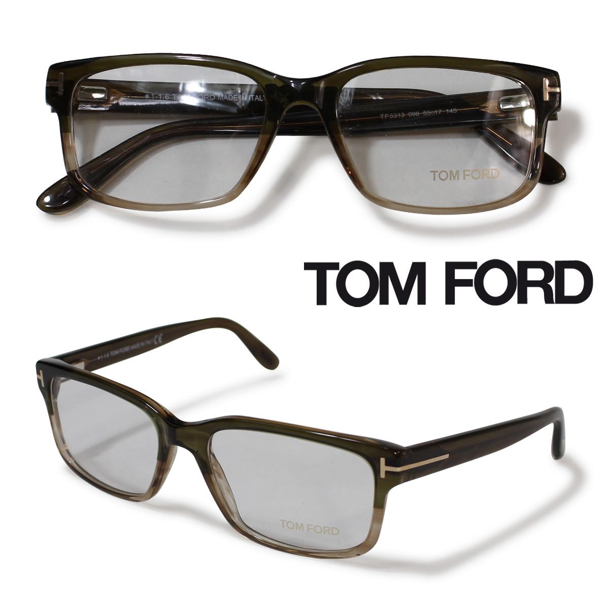 トムフォード TOM FORD サングラス メンズ レディース アイウェア ACETATE FRAMES FT5313 イタリア製