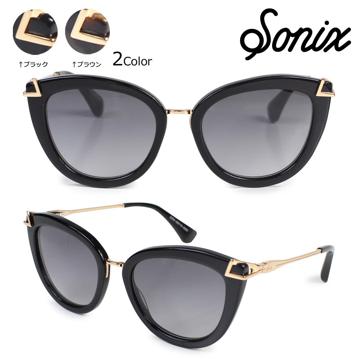 Sneak Online Shop Sonix Sonics Sunglasses Lady S Melrose 500 0610