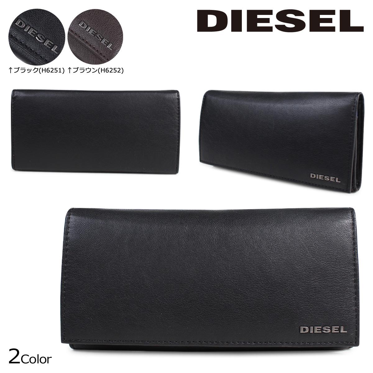 ディーゼル DIESEL 財布 メンズ 長財布 24 A DAY X04457 PR013 2カラー