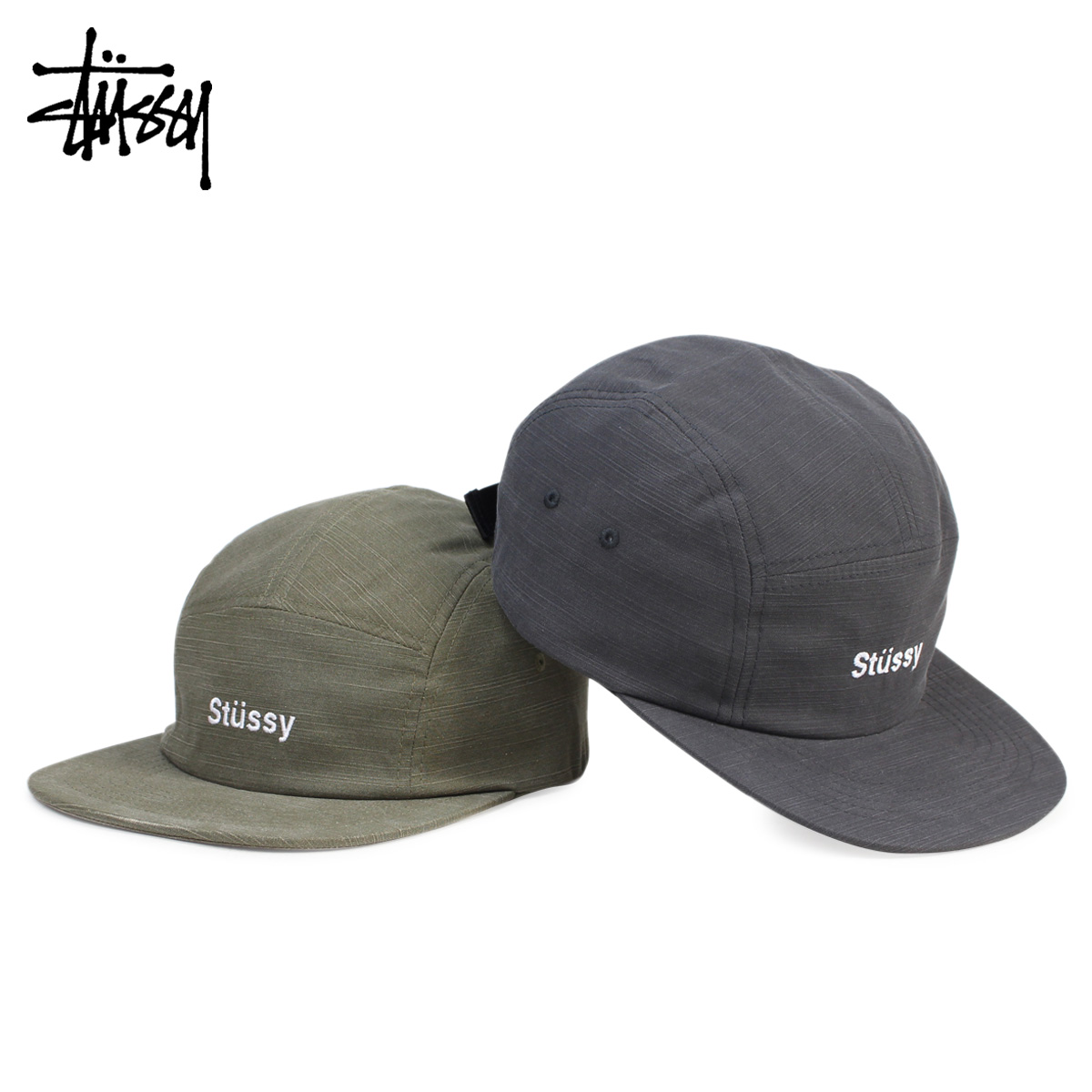 33b48b0928d  STUSSY getting deep-rooted popularity as royal road of the street brand .  ・The latest camping caps ...