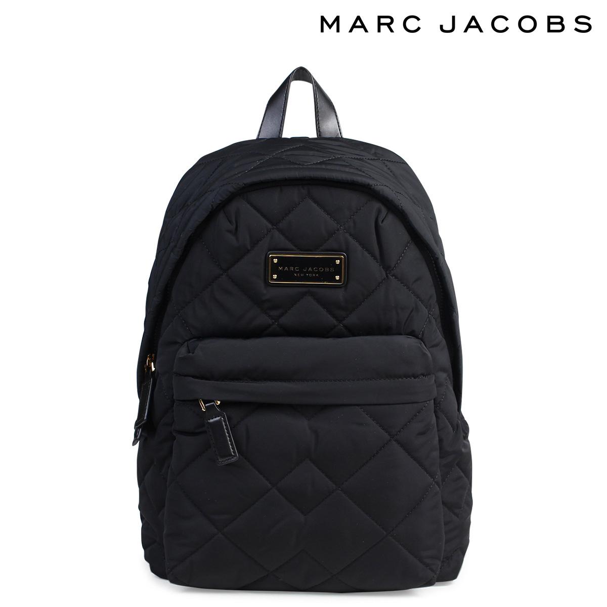 マークジェイコブス MARC JACOBS リュック バッグ バックパック レディース QUILTED BACKPACK ブラック 黒 M0011321