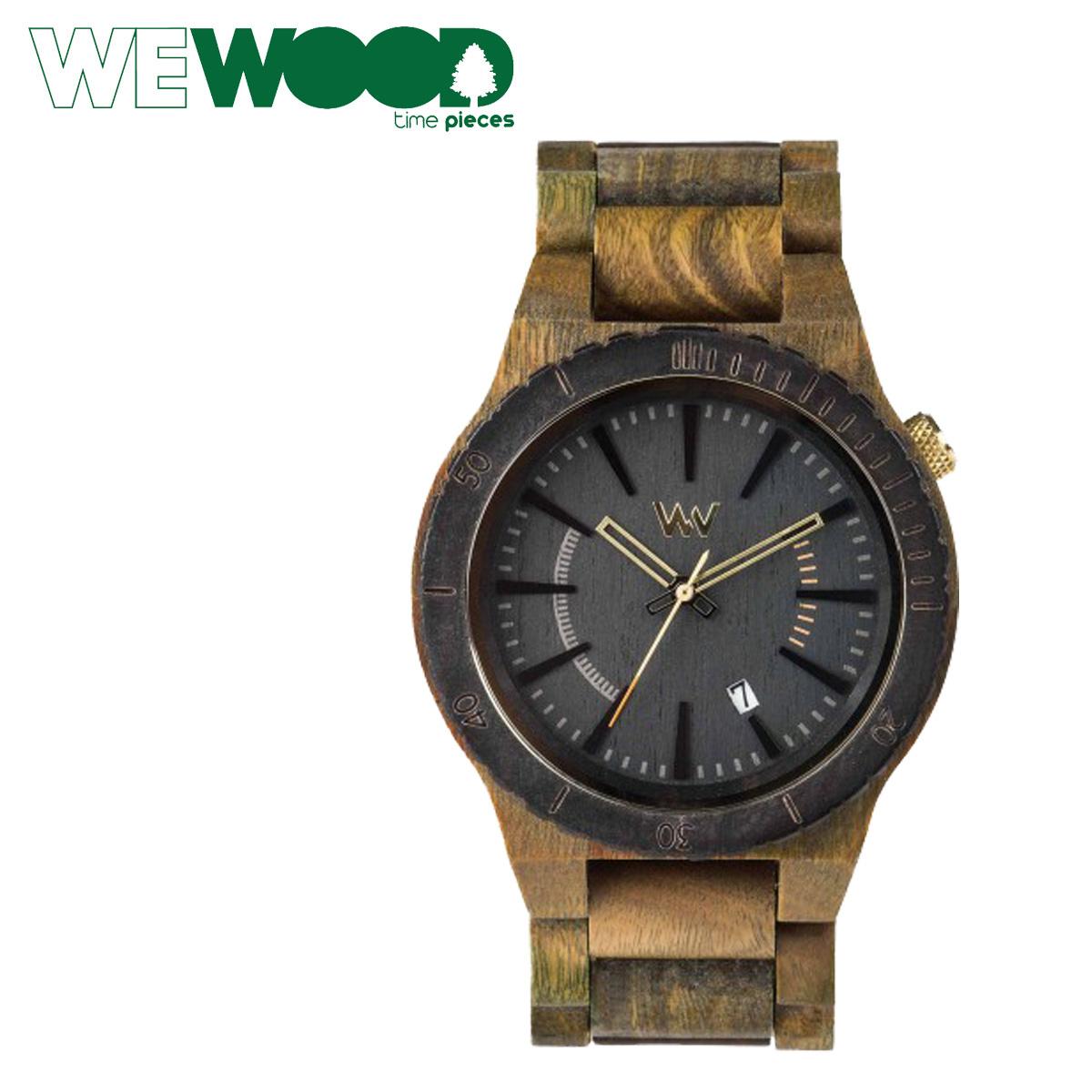 WEWOOD 腕時計 ウィーウッド メンズ レディース ASSUNT ARMY WASNAR グリーン