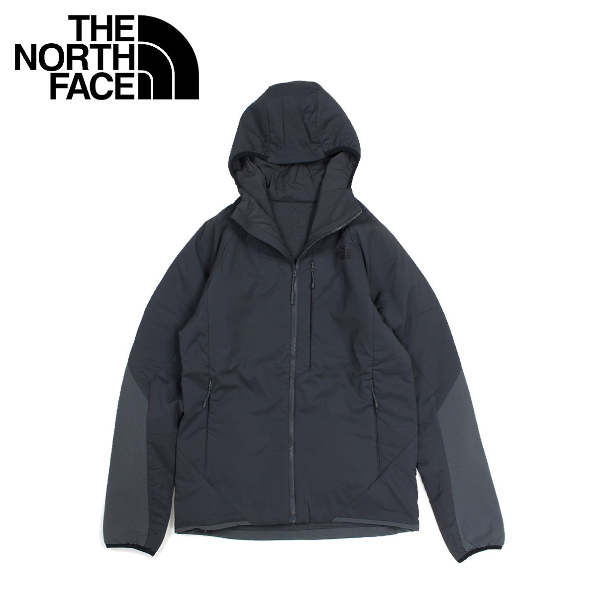 【最大2000円OFFクーポン】 ノースフェイス THE NORTH FACE ジャケット マウンテンパーカー メンズ MENS VENTRIX HOODY グレー NF0A39ND