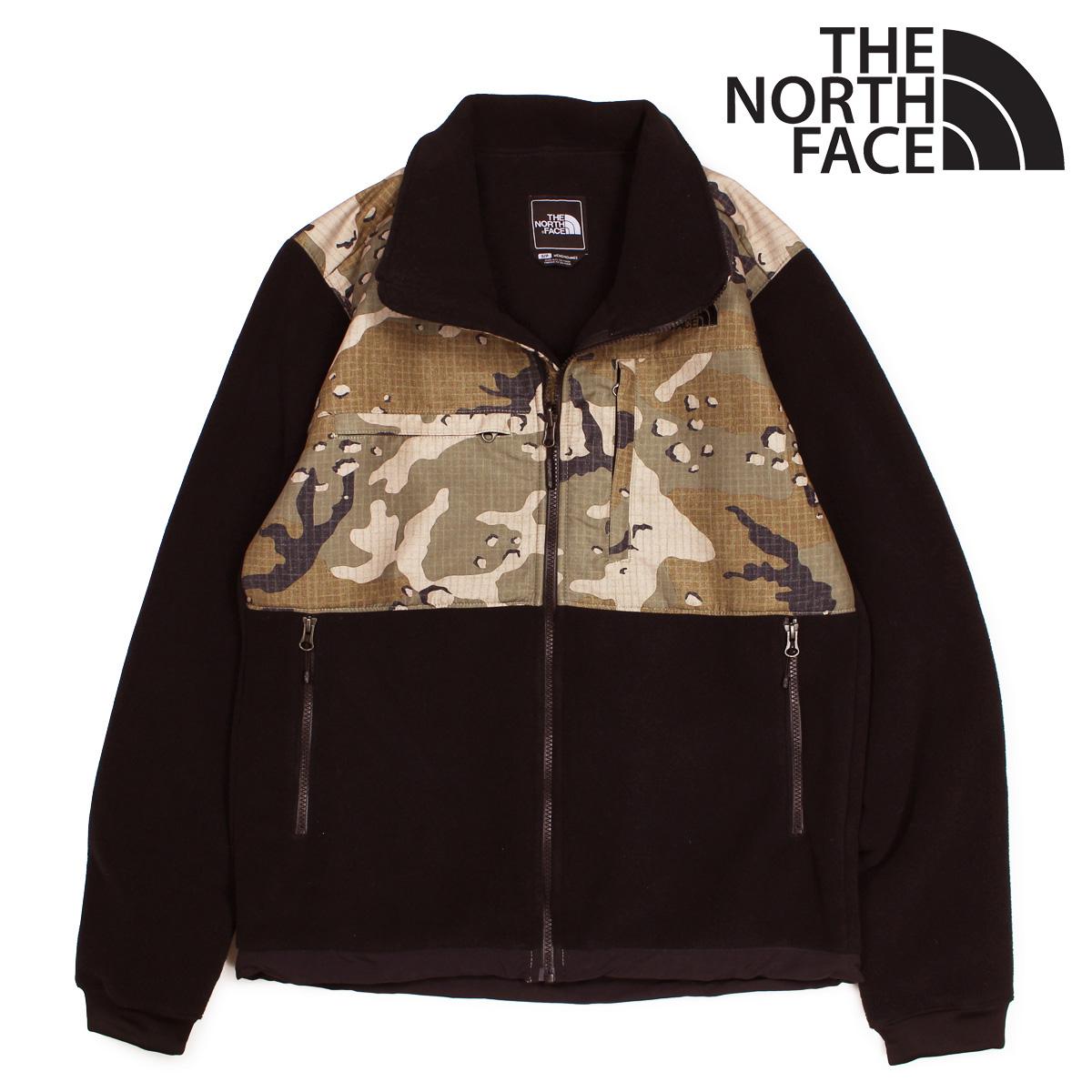 ノースフェイス THE NORTH FACE ジャケット フリースジャケット メンズ MENS DENALI 2 FLEECE JACKET カモ TNF02K4 【決算セール 返品不可】