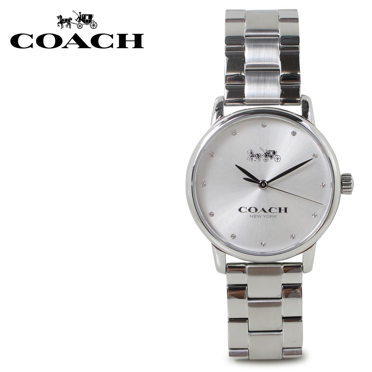 【通販激安】 コーチ 14502926 レディース COACH 腕時計 レディース 腕時計 シルバー 14502926, オリジナルグッズ ファインピース:f6c683db --- canoncity.azurewebsites.net