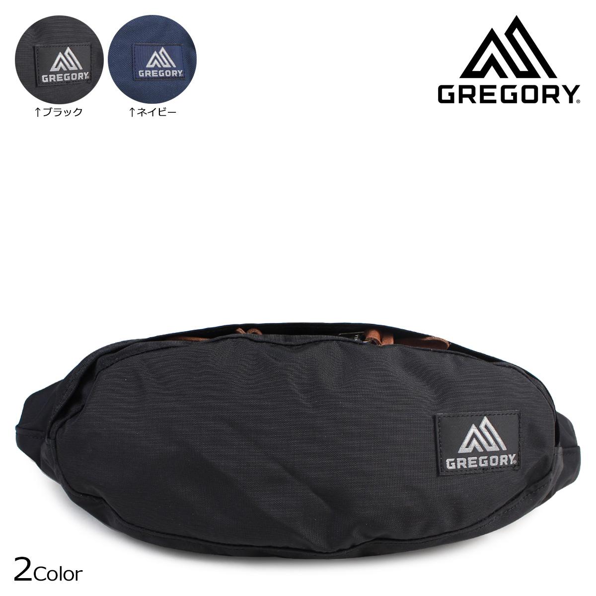 グレゴリー GREGORY ボディバッグ ウエストバッグ テールランナー メンズ レディース 2.5L TAILRUNNER ブラック ネイビー 65238