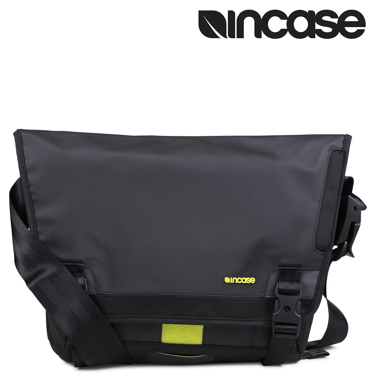 【最大2000円OFFクーポン】 INCASE インケース メッセンジャーバッグ CL55538 ブラック RANGE MESSENGER -NEW CMF メンズ