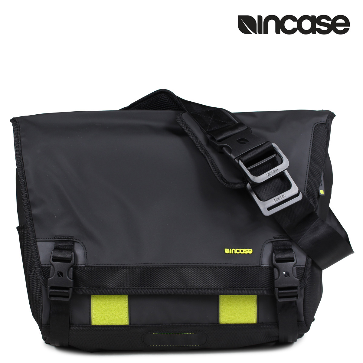 INCASE インケース バック メッセンジャー ショルダーバッグ CL55539 RANGE MESSENGER BAG FOR 15MacBook Pro メンズ ブラック