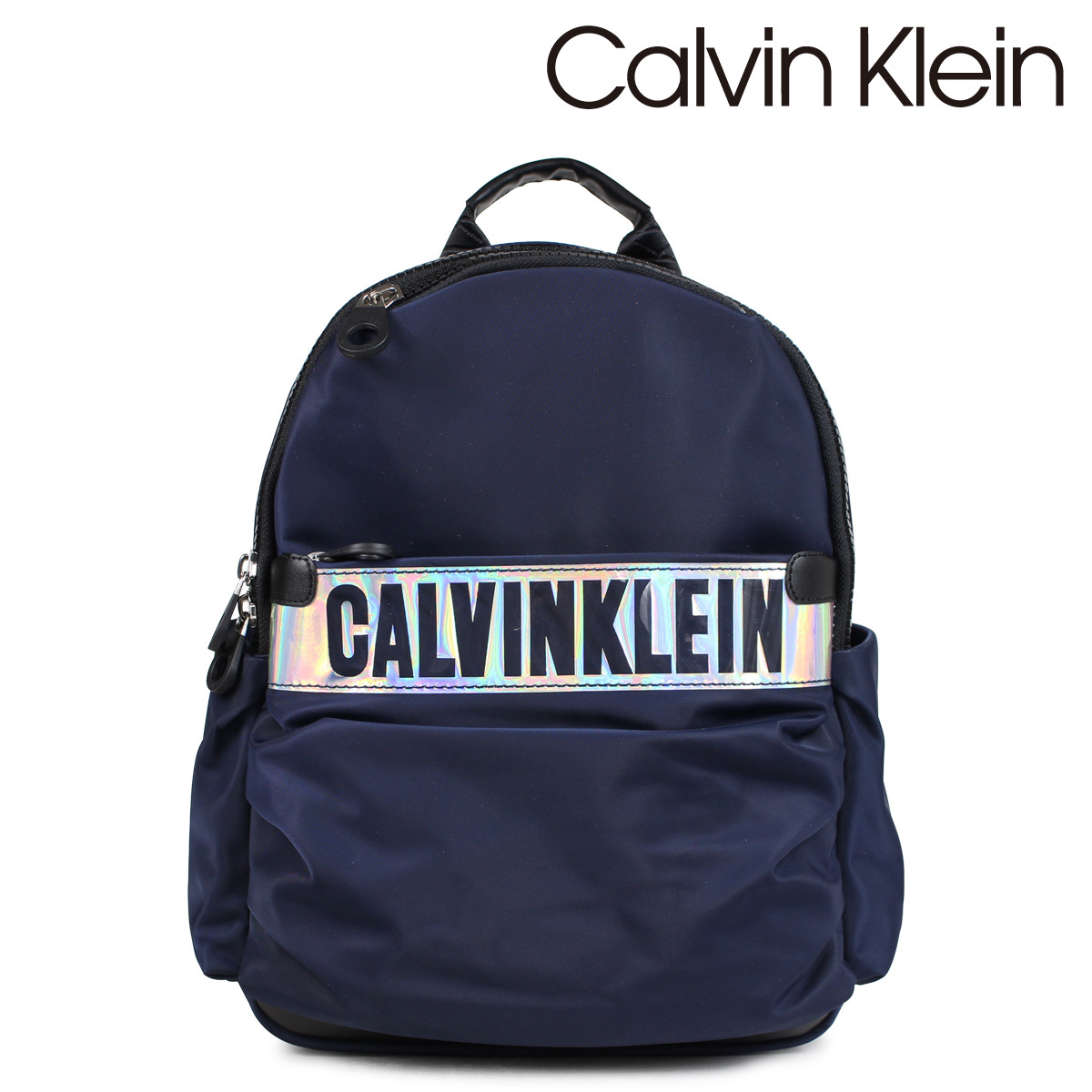カルバンクライン Calvin Klein バッグ メンズ リュック バッグパック ATHLEISURE LARGE BACKPACK ネイビー H8AKE7YF