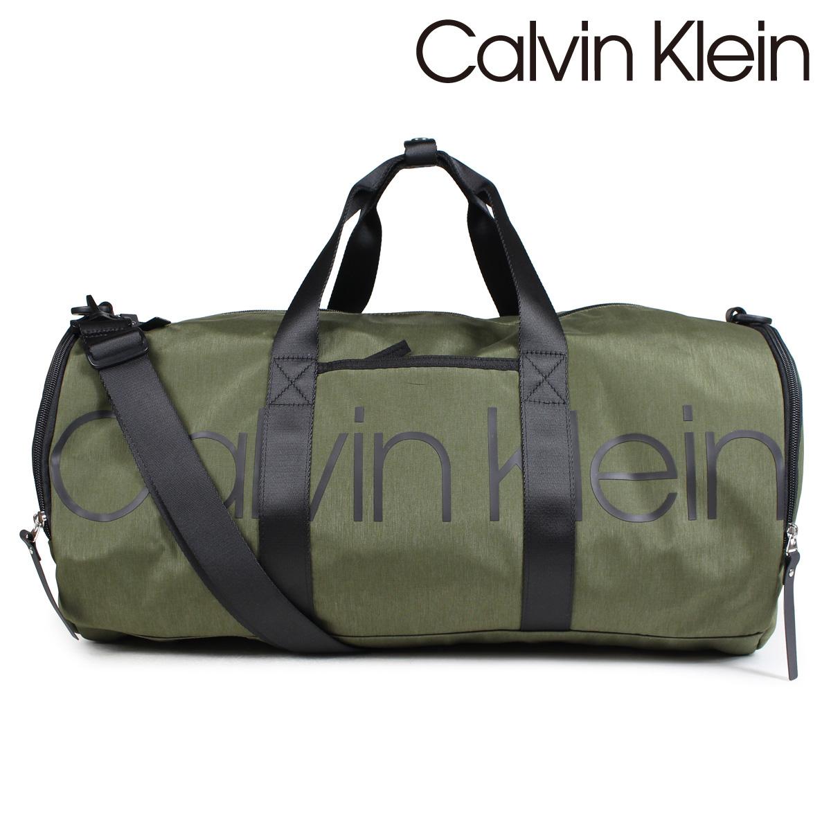 正規品販売! カルバンクライン Calvin Calvin Klein バッグ メンズ Klein レディース ダッフルバッグ BYRON TRV BYRON LGT DUFFLE カーキ, K-POWER:c0c9923c --- canoncity.azurewebsites.net