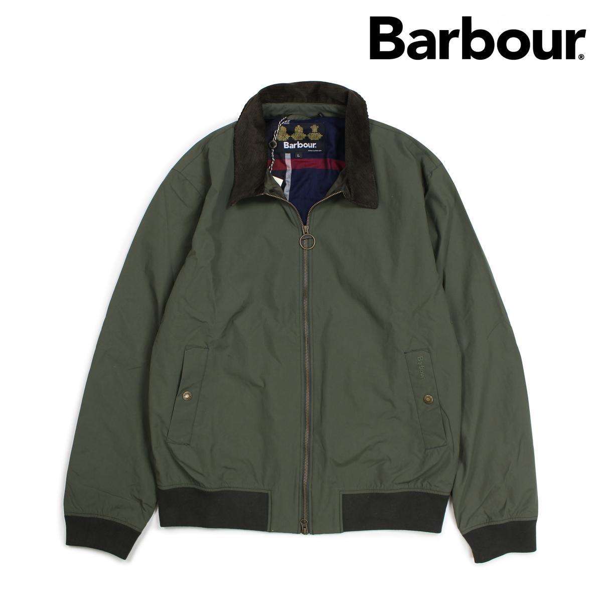 Barbour バブアー ジャケット メンズ コルサッシュ カジュアル CORPACH CASUAL JACKET オリーブ MCA0522 [9/28 新入荷]