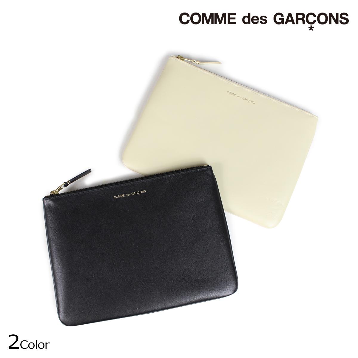 【正規通販】 コムデギャルソン ポーチ 小物入れ メンズ 新入荷] レディース COMME des des GARCONS SA5100 SA5100 ブラック オフホワイト [9/10 新入荷], ハンガーWEB:26347565 --- canoncity.azurewebsites.net
