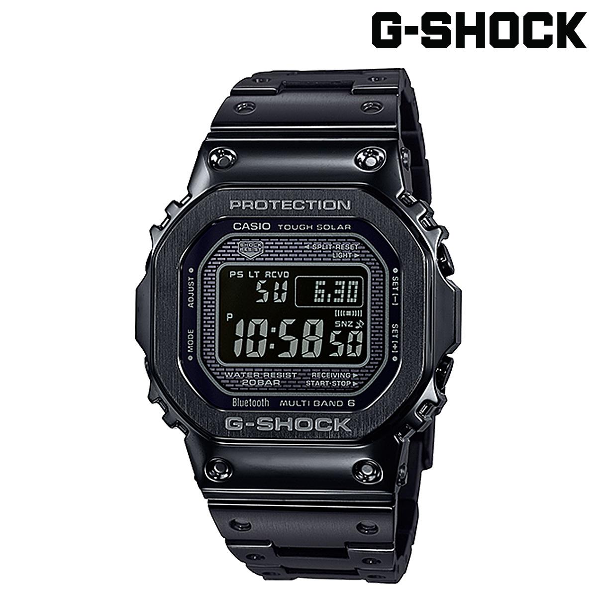 【SOLD OUT】 カシオ CASIO G-SHOCK 腕時計 GMW-B5000GD-1JF bluetooth ORIGIN ブラック メンズ レディース [10/3 新入荷]
