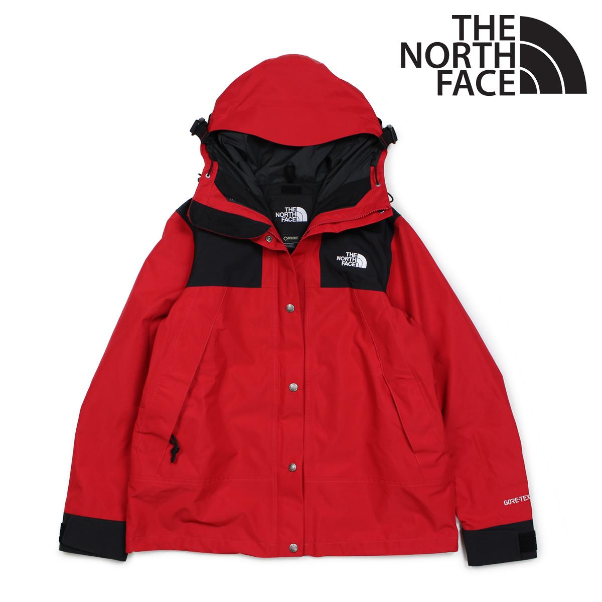 【SOLD OUT】 ノースフェイス THE NORTH FACE ジャケット ゴアテックス マウンテンジャケット レディース メンズ WOMENS 1990 MOUNTAIN JACKET GTX レッド NF0A3JPE [10/18 新入荷]