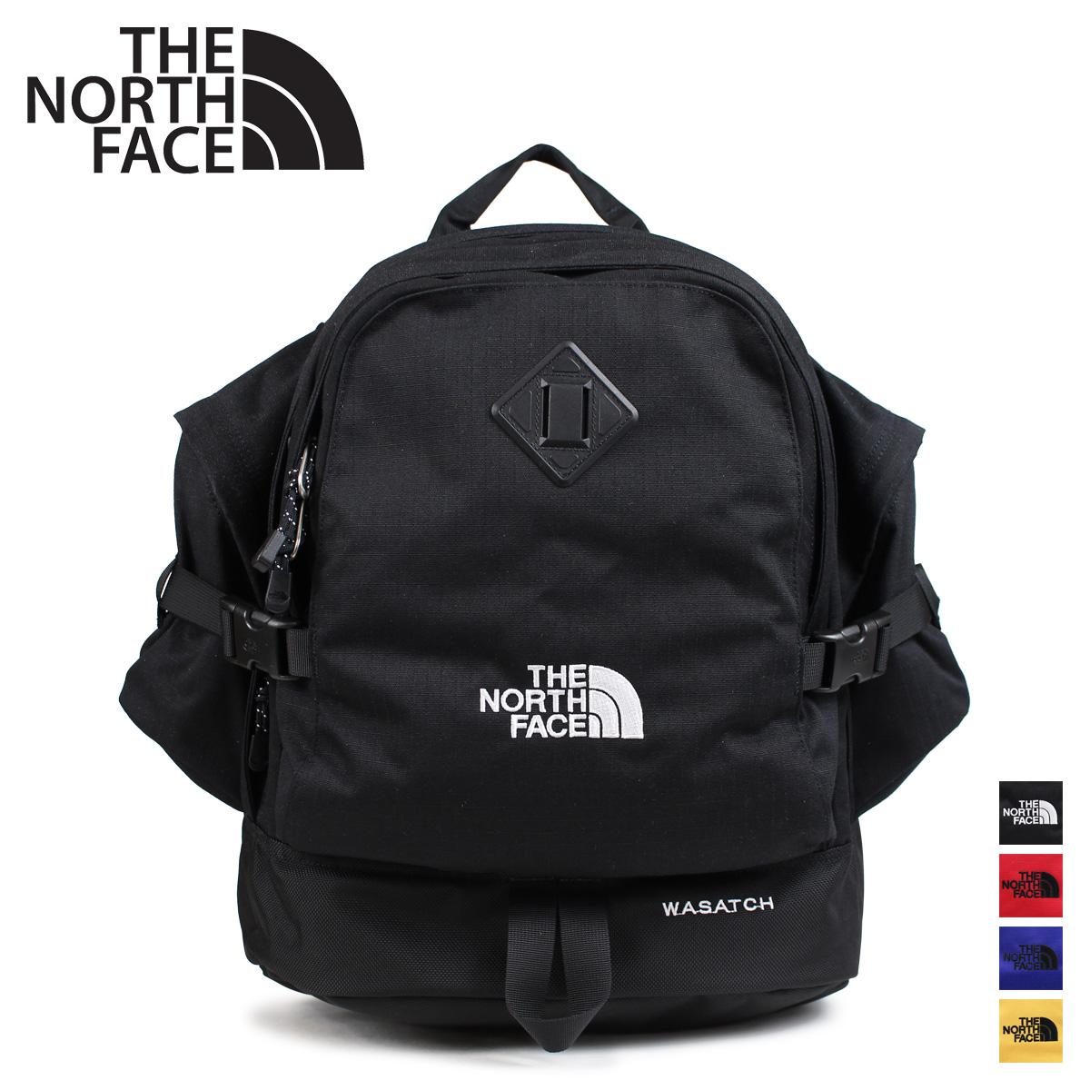 ノースフェイス THE NORTH FACE リュック メンズ レディース バックパック ワサッチ WASATCH NM71860 [10/18 新入荷]