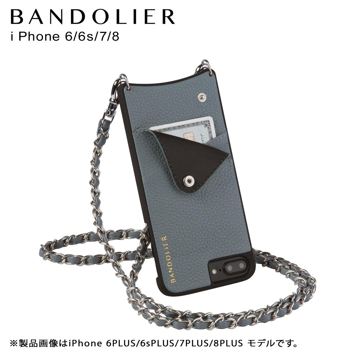 BANDOLIER バンドリヤー iPhone8 iPhone7 6s ケース スマホ アイフォン LUCY STORM メンズ レディース