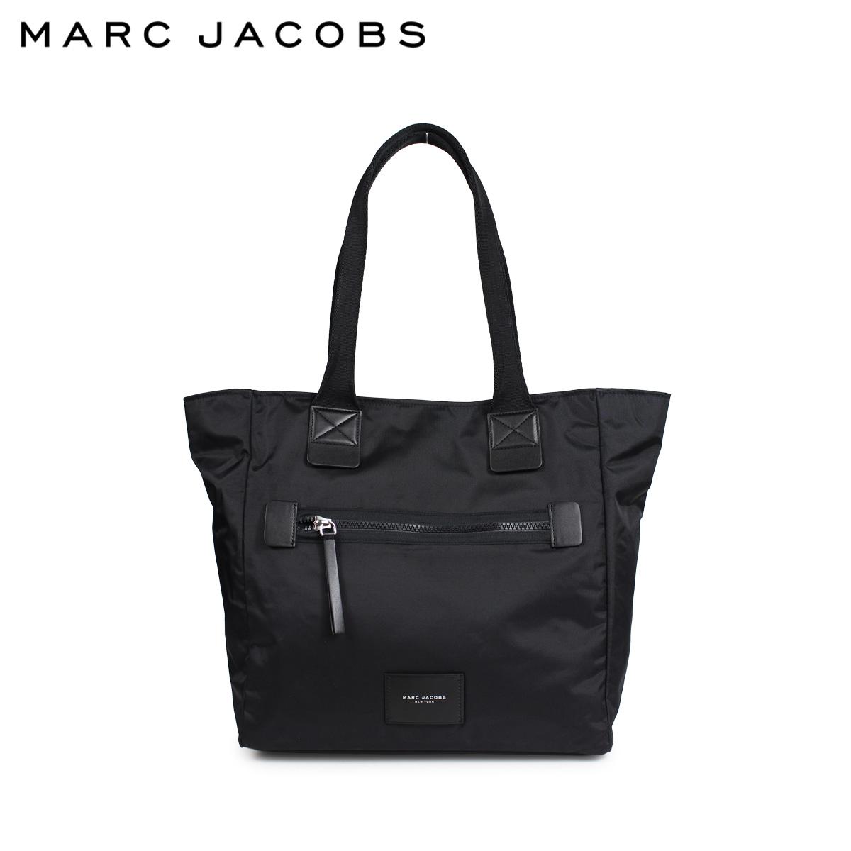 【最大2000円OFFクーポン】 マークジェイコブス MARC JACOBS バッグ トートバッグ レディース NYLON BIKER TOTE BAG ブラック M0013943