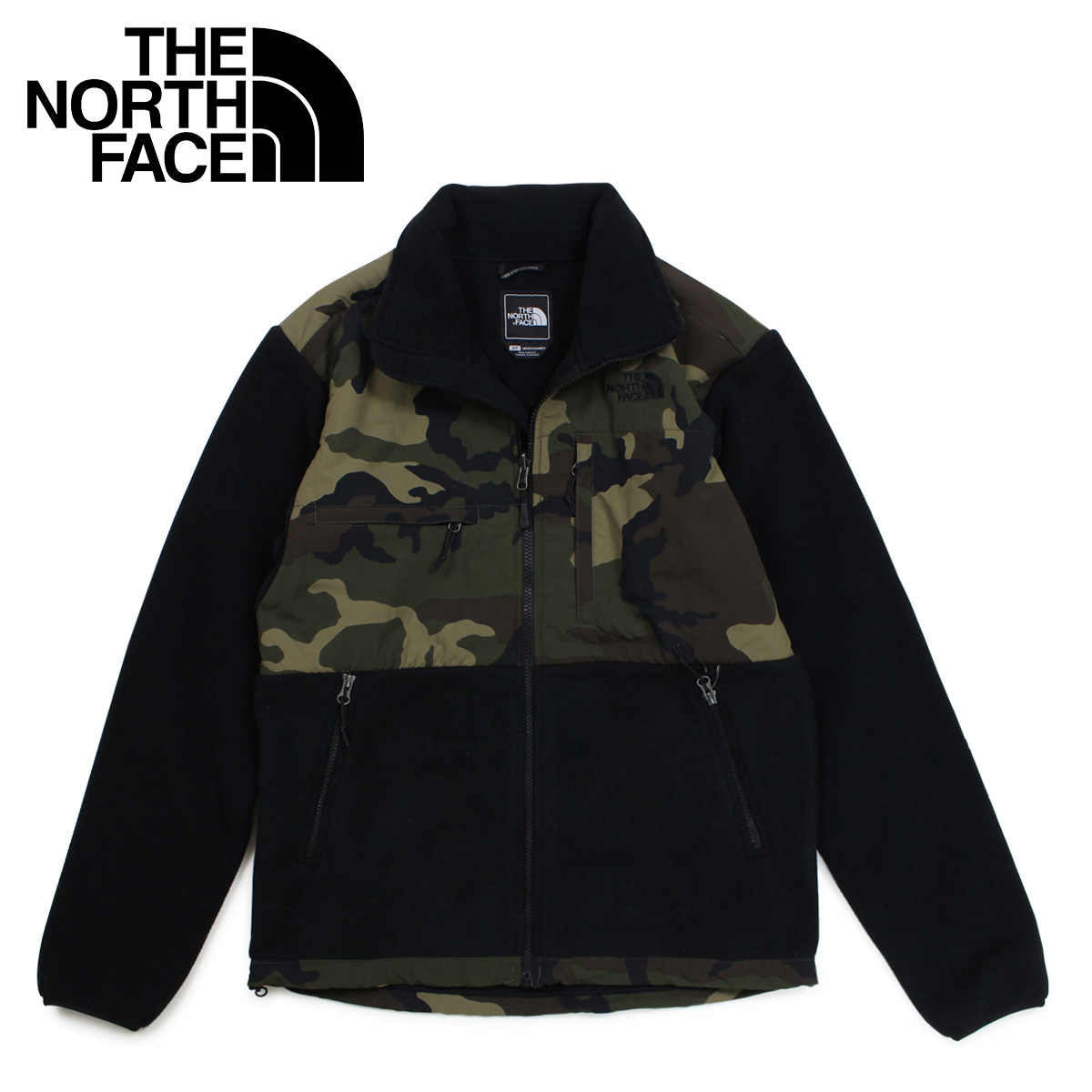 86c22b348833 North Face THE NORTH FACE ジャケットデナリメンズ MENS DENALI JACKET duck camouflage  AMYNU1V  4 1 Shinnyu load
