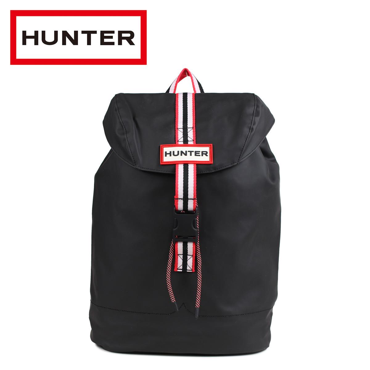 ハンター HUNTER リュック バッグ バックパック メンズ レディース ORIGINAL LIGHTWEIGHT RUBBERISED BACKPACK 防水 ブラック 黒 UBB4032RPU