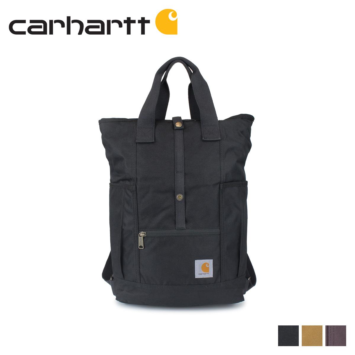 カーハート carhartt リュック バッグ バックパック トートバッグ メンズ レディース BACKPACK HYBRID ブラック ブラウン ワイン 黒 137901
