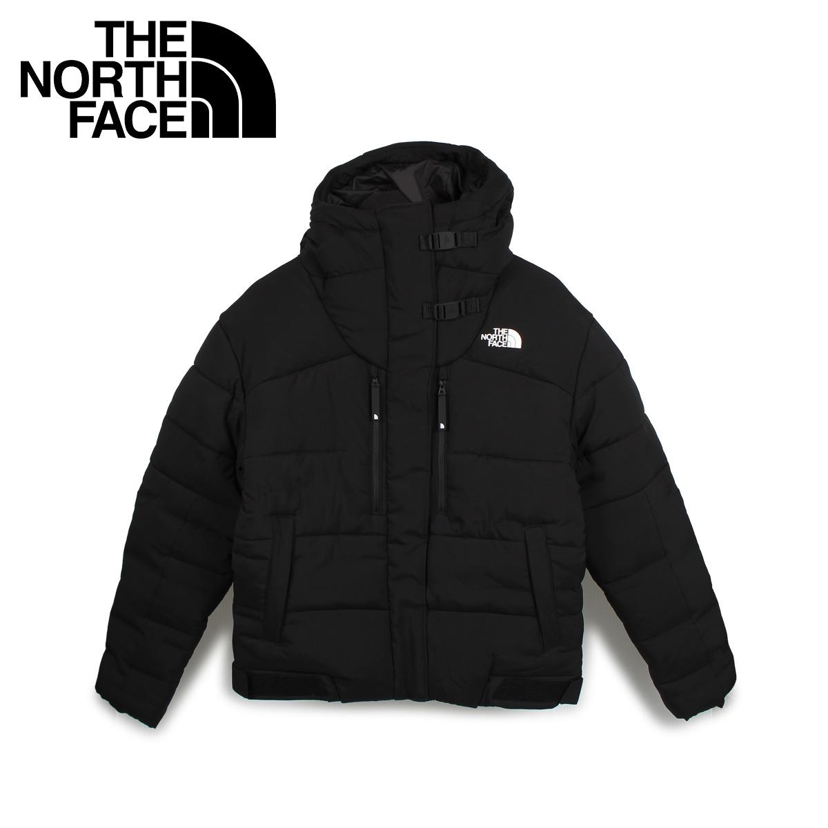 ノースフェイス THE NORTH FACE ジャケット マウンテンジャケット レディース WOMENS HIMALAYAN PUFFER JACKET ブラック 黒 T93Y26