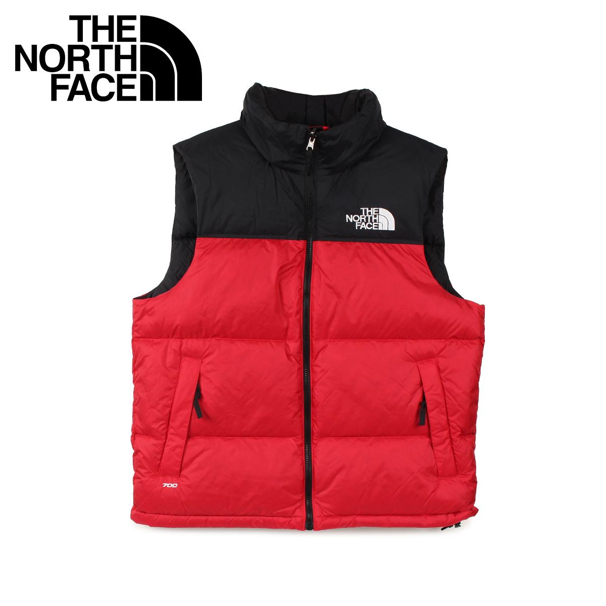 ノースフェイス THE NORTH FACE ダウンベスト ベスト レトロ ヌプシ メンズ 1996 RETRO NUPTSE VEST レッド NF0A3JQQ