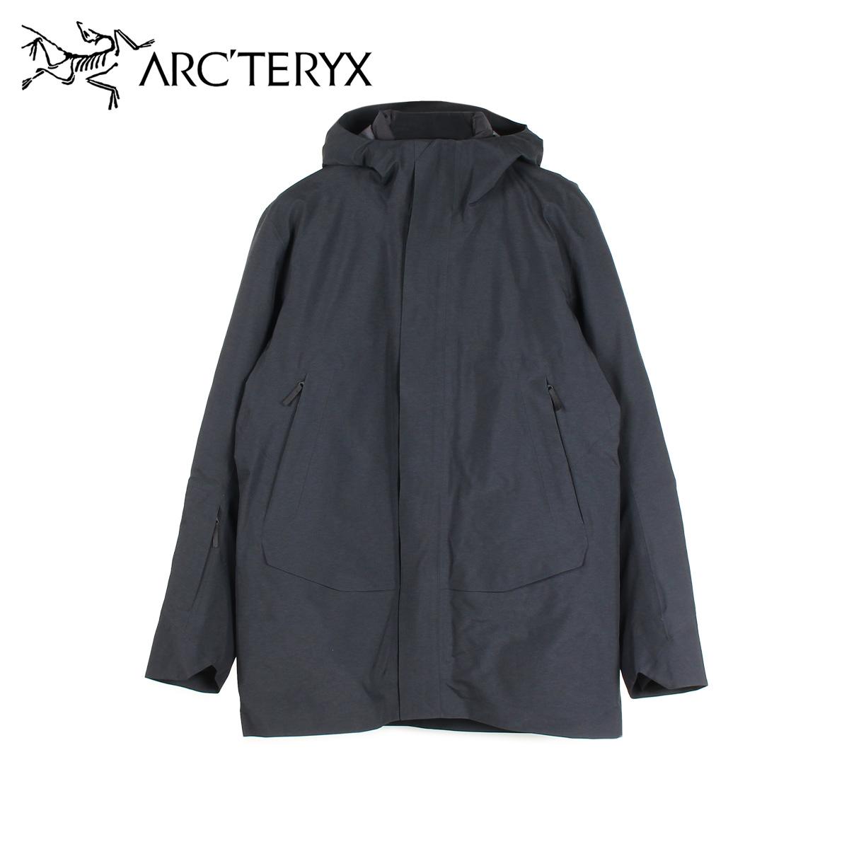 【最大2000円OFFクーポン】 アークテリクス ヴェイランス ARCTERYX VEILANCE コート ダウンコート メンズ PATROL DOWN COAT ブラック 黒 16377