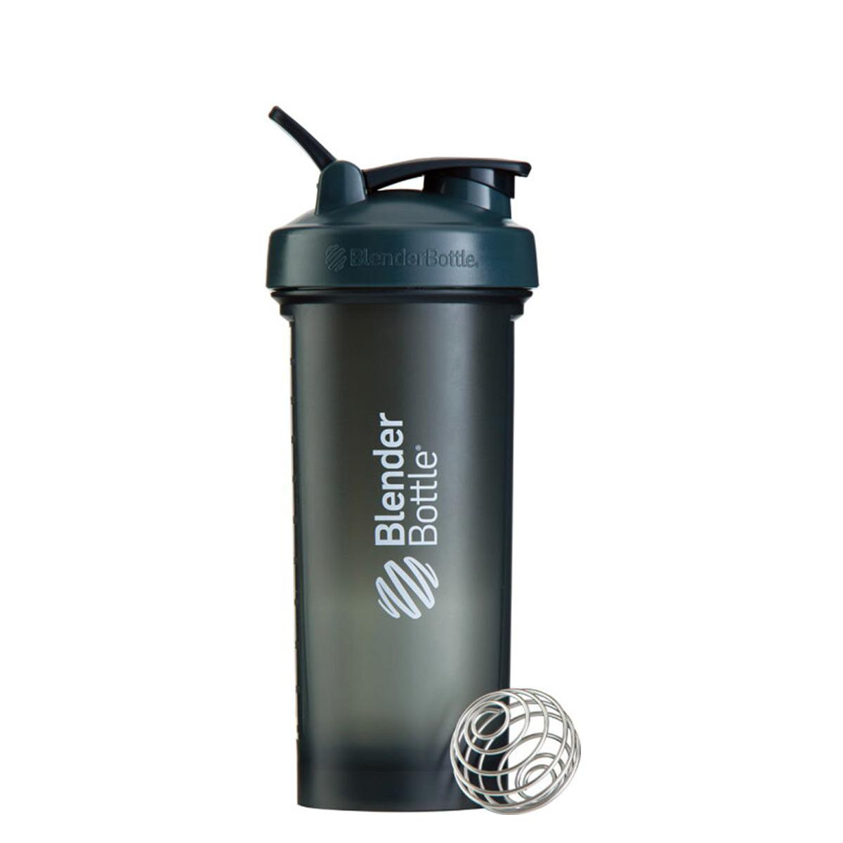 ブレンダーボトル Blender Bottle プロ 45 プロテイン シェイカー ボトル スポーツミキサー メンズ レディース 1300ml PROTEIN SHAKER グレー EXP-BBPRO45FC