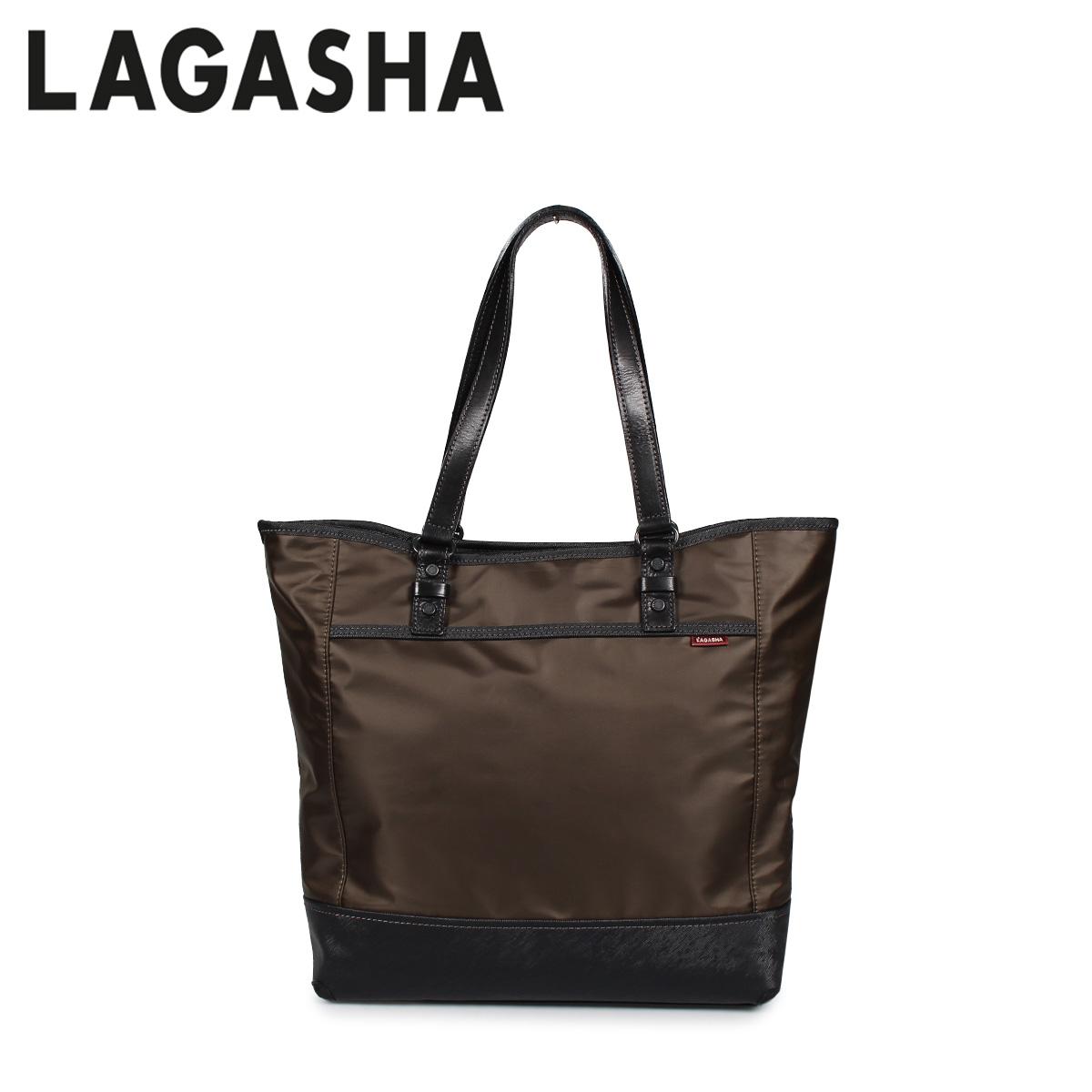 大人気定番商品 ラガシャ LAGASHA アップライト バッグ トートバッグ メンズ UPLIGHT カーキ 7228, 小さな庭園 0e44d082