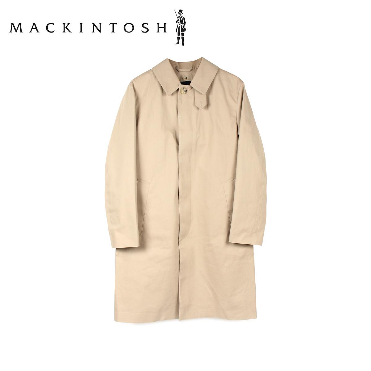 【最大2000円OFFクーポン】 マッキントッシュ Mackintosh ダンケルド コート ステンカラー メンズ DUNKELD ベージュ GM-1001FD