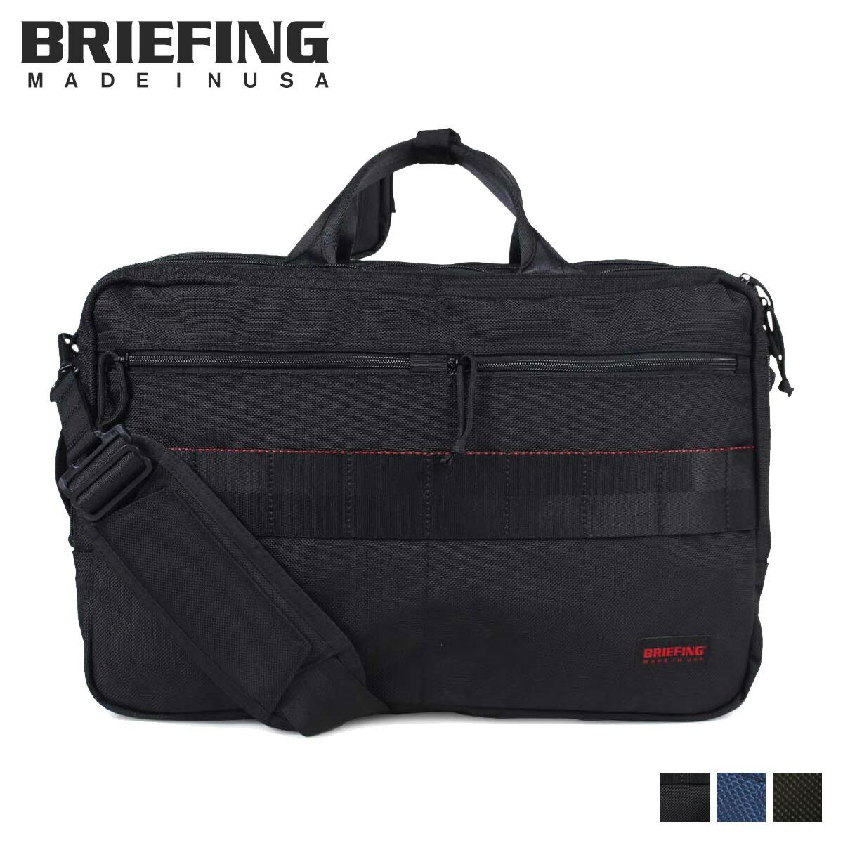 ブリーフィング BRIEFING バッグ 3way ブリーフケース リュック ビジネスバッグ メンズ M3 LINER ブラック ネイビー オリーブ 黒 BRF299219