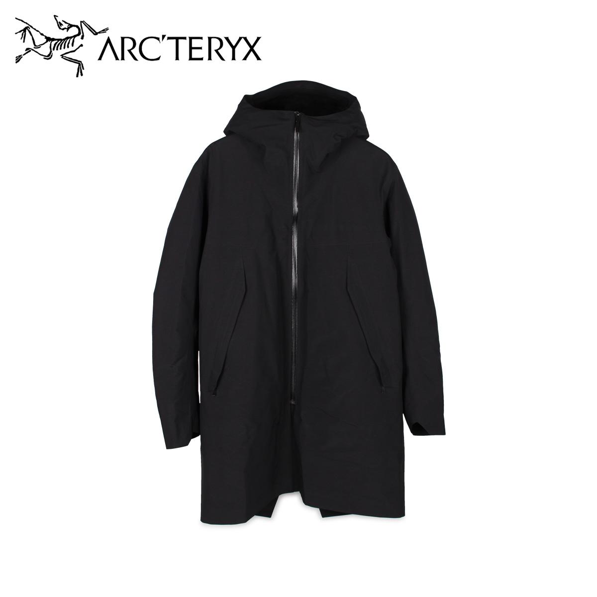ARCTERYX アークテリクス コート ダウンコート ロング メンズ MONITOR DOWN COAT ブラック 黒 21743