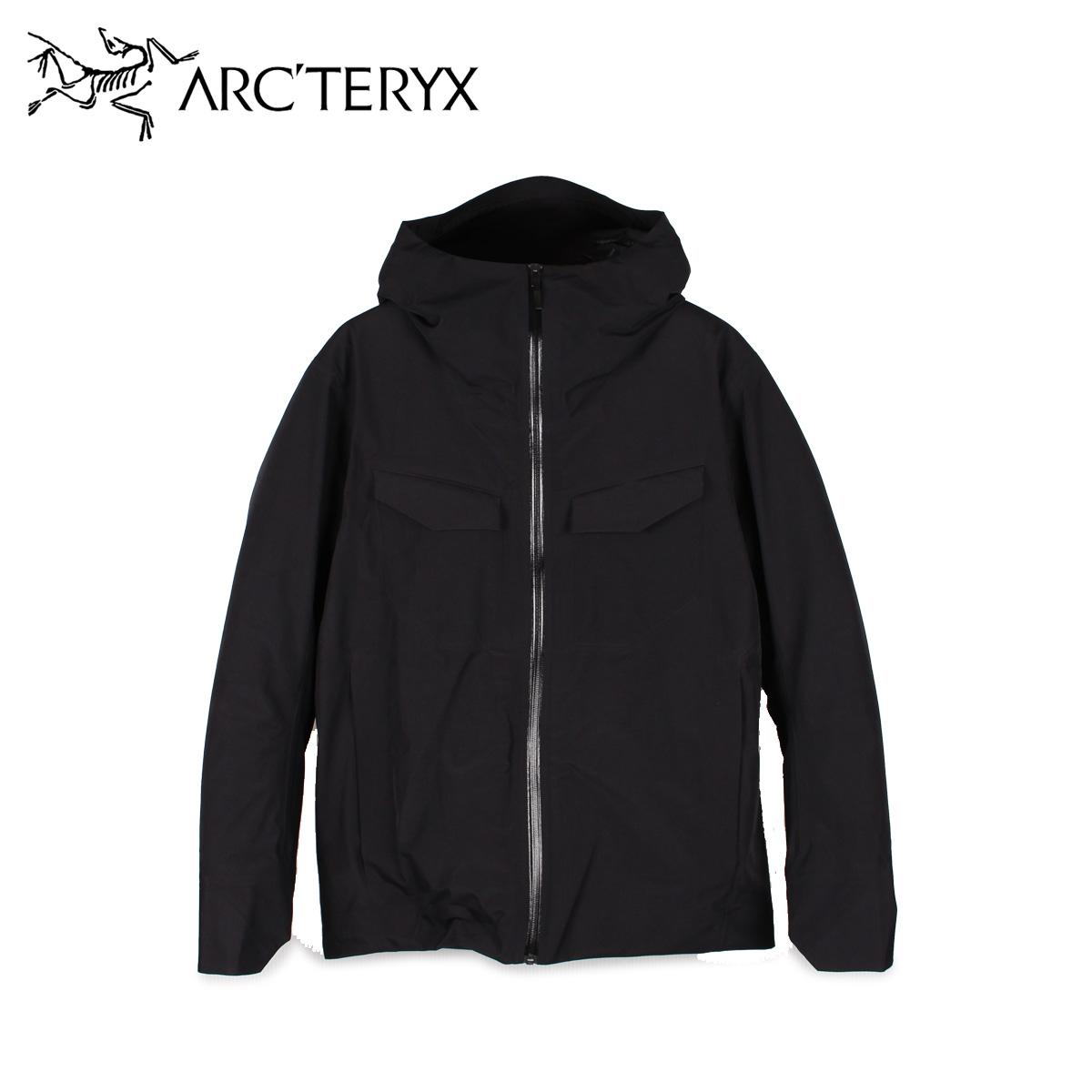 【最大2000円OFFクーポン】 ARCTERYX アークテリクス ジャケット ダウンジャケット メンズ NODE DOWN JACKET ブラック 黒 24230