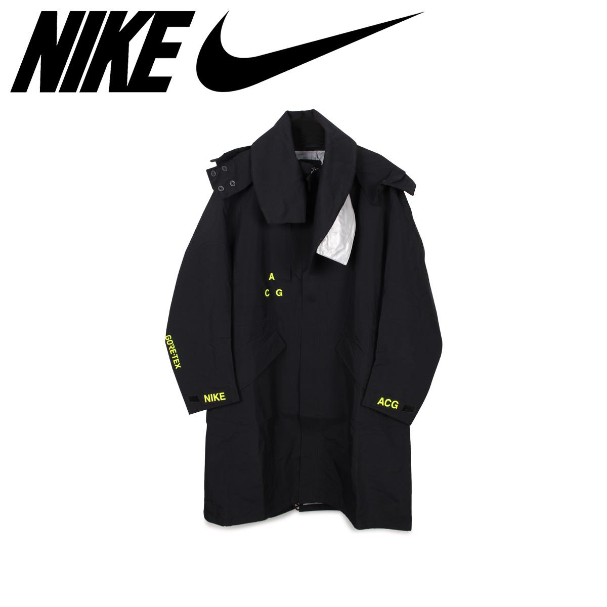 NIKE ACG GORETEX COAT ナイキ ジャケット コート メンズ ゴアテックス 防水 ブラック 黒 AQ3516-010
