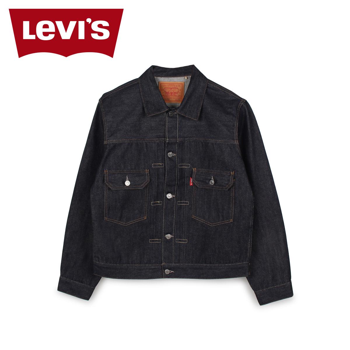 リーバイス ビンテージ クロージング LEVIS VINTAGE CLOTHING Gジャン ジャケット トラッカージャケット ジージャン メンズ 1953S TYPE2 TRUCKER JACKET LVC ネイビー 70507-0062 [3/26 新入荷]