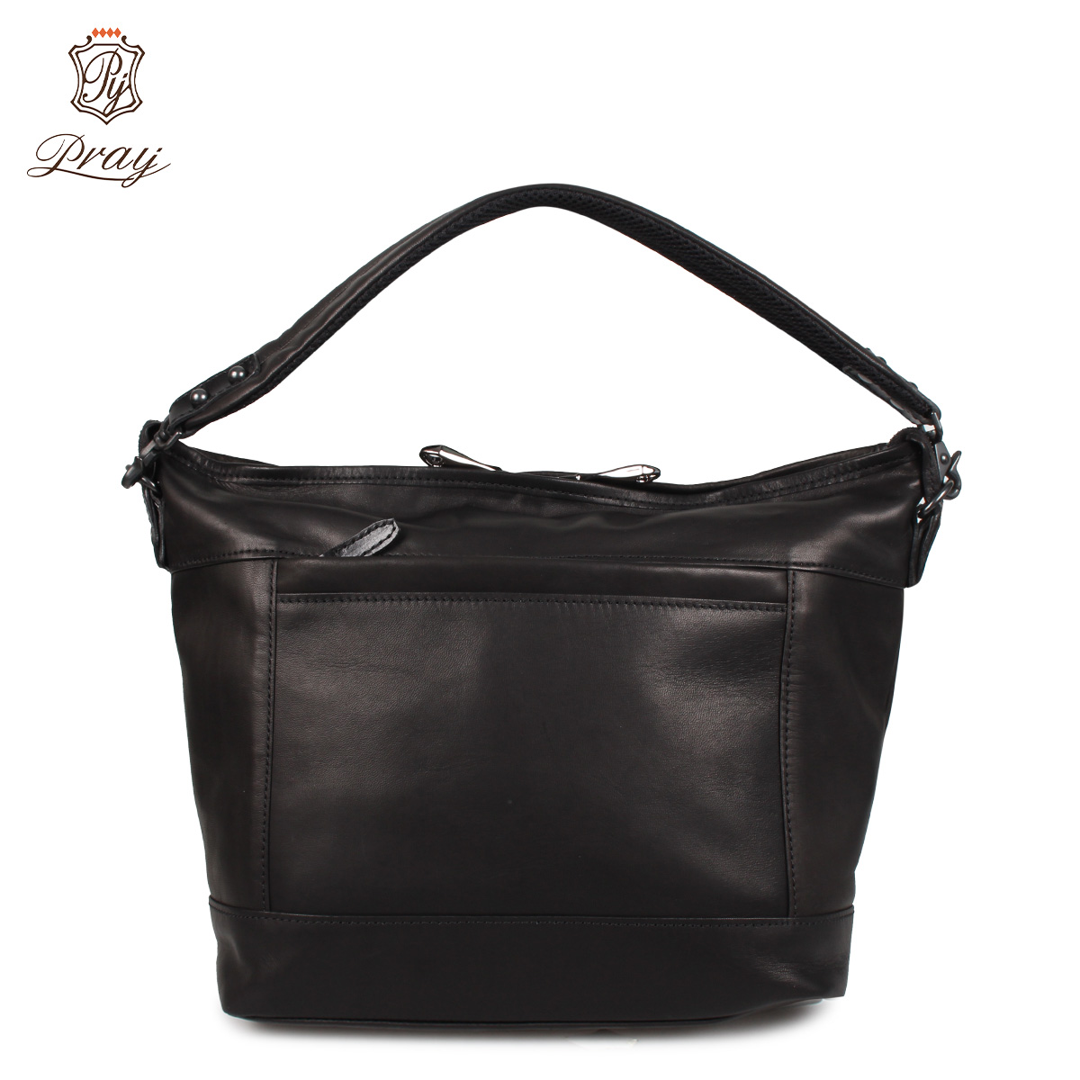 PRAY プレイ バッグ ショルダーバッグ メンズ MINI SHOULDER BAG ブラック 黒 PRSHD-302 [4/6 新入荷]