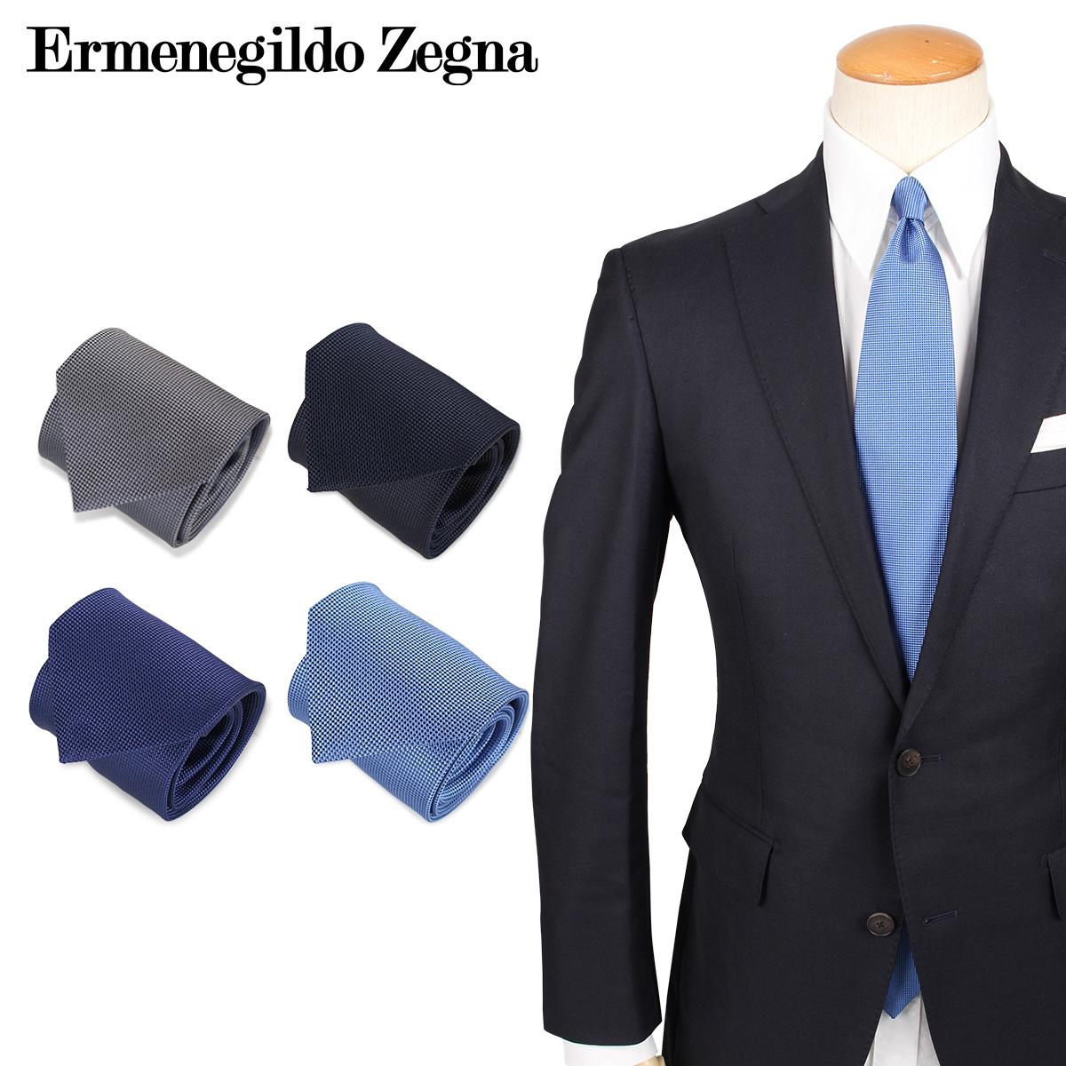 エルメネジルドゼニア Ermenegildo Zegna ネクタイ メンズ イタリア製 TIE
