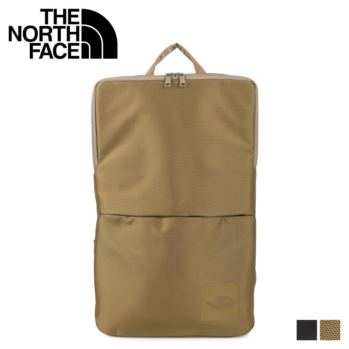 ノースフェイス THE NORTH FACE リュック バッグ バックパック シャトル デイパック メンズ レディース 18L SHUTTLE DAYPACK SLIM ブラック オリーブ 黒 NM81603
