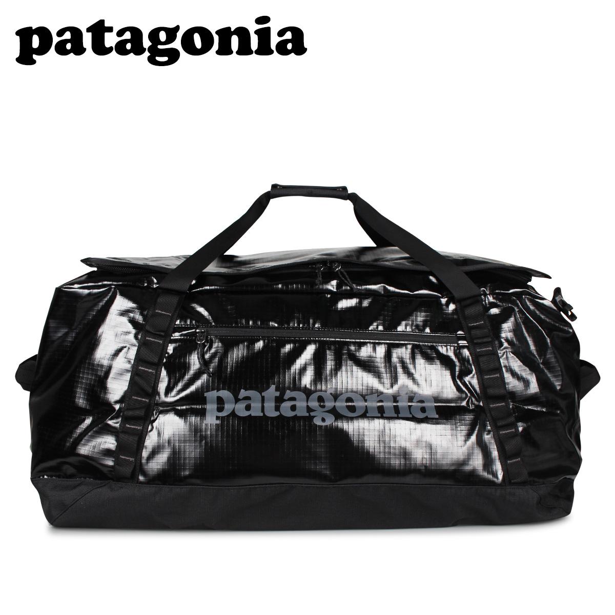 パタゴニア patagonia バッグ ダッフルバッグ ボストンバッグ ブラックホール ダッフル メンズ レディース 100L BLACK HOLE DUFFEL ブラック 黒 49352