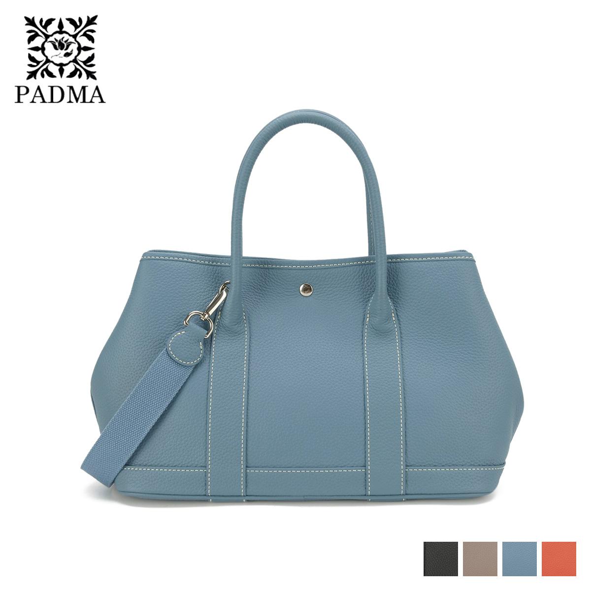 パドマ PADMA バッグ ハンドバッグ ショルダーバッグ レディース HAND BAG ブラック ベージュ ブルー オレンジ 黒 PAD-30170